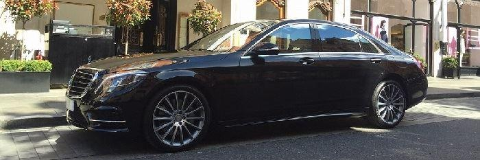 Zug A1 Limousine, VIP Driver and Chauffeur Service